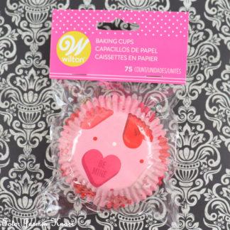 Valentinstag Muffinförmchen